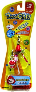 Tamagotchi Gotchi Gear 3 Piece Charms Accessory Ichigotchi with Charms