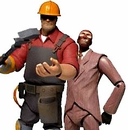 NECA Team Fortress 2 RED Series 3!