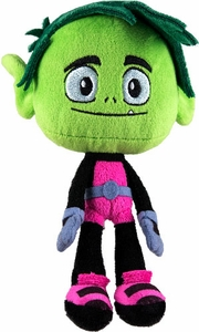 Teen Titans Go! 7 Inch Plush Beast Boy New!
