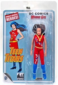 Teen Titans Retro 7 Inch Series 1 Action Figure Wonder Girl New!