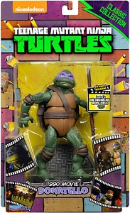 Teenage Mutant Ninja Turtles Exclusive Classics Movie Action Figure Donatello [1990 Movie]