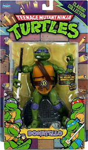 Teenage Mutant Ninja Turtles Classics Retro 6 Inch Action Figure Donatello