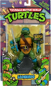 Teenage Mutant Ninja Turtles Classics Retro 6 Inch Action Figure Leonardo