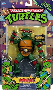 Teenage Mutant Ninja Turtles Classics Retro 6 Inch Action Figure Raphael