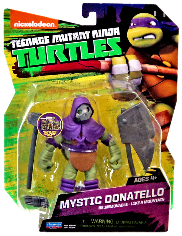 Teenage mutant ninja turtles nickelodeon donatello toy - photo#15