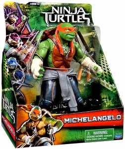 Teenage Mutant Ninja Turtles TMNT 2014 Movie 11 Inch Figure Michelangelo