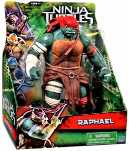 Teenage Mutant Ninja Turtles TMNT 2014 Movie 11 Inch Figure Raphael New!