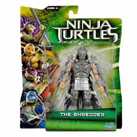 Teenage Mutant Ninja Turtles TMNT 2014 Movie Basic Action Figure The Shredder New!