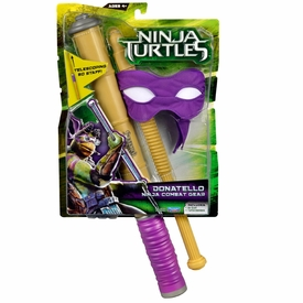 Teenage Mutant Ninja Turtles TMNT 2014 Movie Basic Roleplay Pack Donatello New!