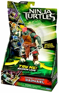 Teenage Mutant Ninja Turtles TMNT 2014 Movie Deluxe Action Figure Raphael