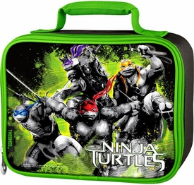 Teenage Mutant Ninja Turtles TMNT 2014 Movie Insulated Lunch Bag