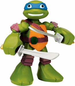 Teenage Mutant Ninja Turtles TMNT Half Shell Heroes 12 Inch Figure Mega Mutant Leonardo New!