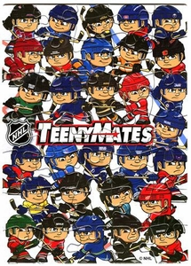 TeenyMates NHL Series 1 Complete 32 Piece Puzzle