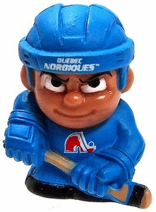 TeenyMates NHL Series 1 Quebec Nordiques Vintage