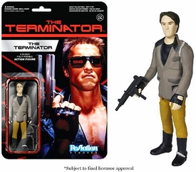 Terminator Funko 3.75 Inch ReAction Figure Terminator Pre-Order ships July