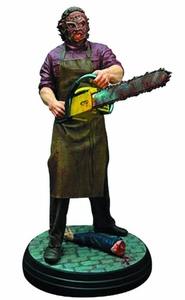 Texas Chainsaw Massacre 1/4 Scale Statue Leatherface Pre-Order ships September
