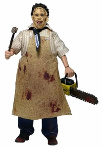 Texas Chainsaw Massacre NECA Clothed 8 Inch Action Figure Leatherface Pre-Order ships November
