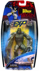 The Batman EXP Extreme Power Series 1 Action Figure Clayface [Tormented Face]
