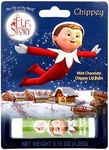 The Elf on the Shelf: An Elf's Story Mint Chocolate Chippey Lip Balm