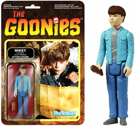 The Goonies Funko 3.75 Inch ReAction Figure Mikey New!