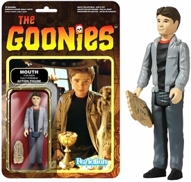 The Goonies Funko 3.75 Inch ReAction Figure Mouth Pre-Order ships September