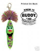 The Kookys Klicker Pens Krew 26 Buddy