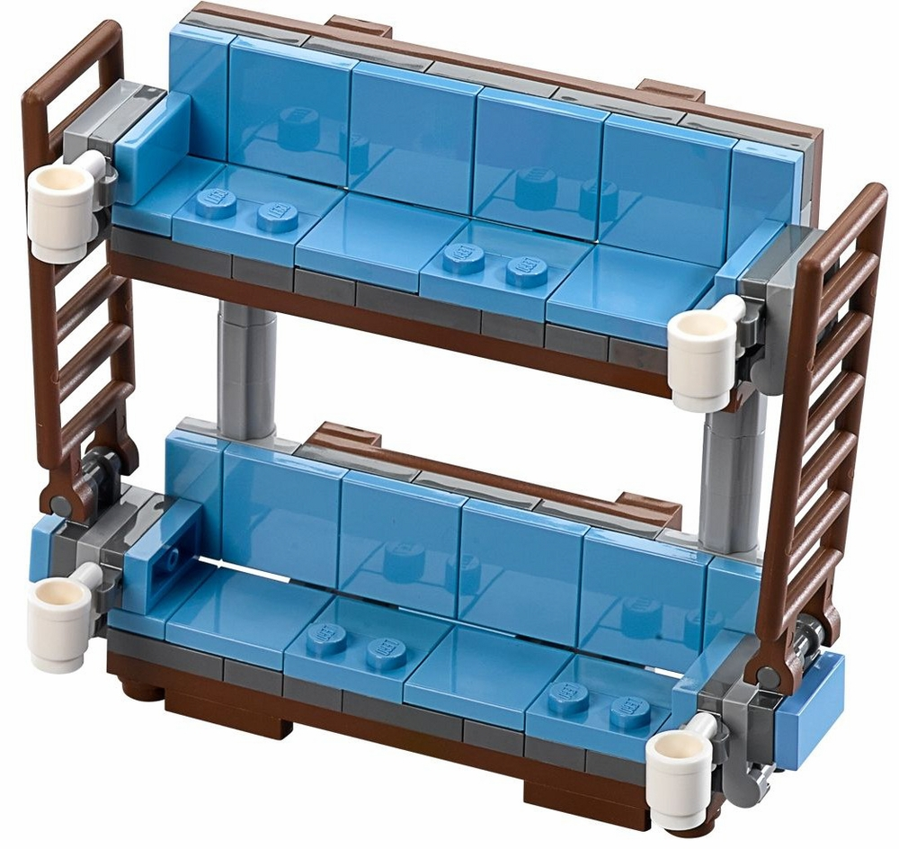 Decke Couch: The LEGO Movie Double-Decker Couch Loose Item On Sale At