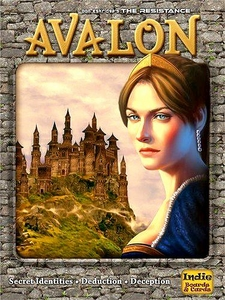 The Resistance Board Game Avalon New!