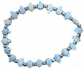 The Trrtlz Bracelet Blue Hot!