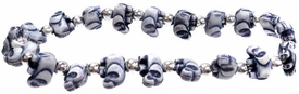 The Trrtlz Bracelet Elephantz Dark Blue