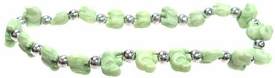 The Trrtlz Bracelet Elephantz Green