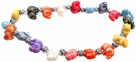 The Trrtlz Bracelet Elephantz Rainbow
