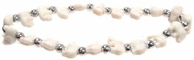 The Trrtlz Bracelet Elephantz White Hot!
