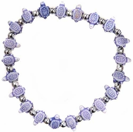 The Trrtlz Bracelet Purple