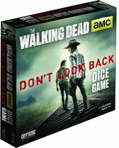 The Walking Dead TV Board Game Don't Look Back New!