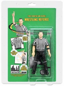 Three Counting & Talking Wrestling Referee Action Figure