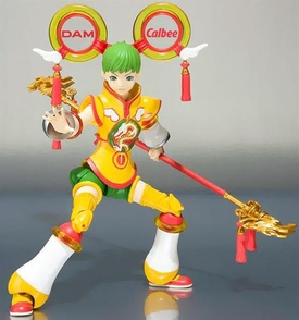 Tiger & Bunny S.H. Figuarts Action Figure Dragon Kid Pre-Order ships August
