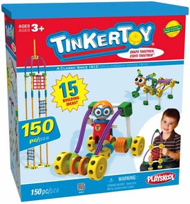 Tinker Toy K'NEX Set #56434 Super Tink Building Set
