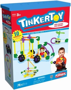Tinker Toy K'NEX Set #56436 Vehicles Building Set