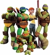 Teenage Mutant Ninja Turtles TMNT Half Shell Heroes