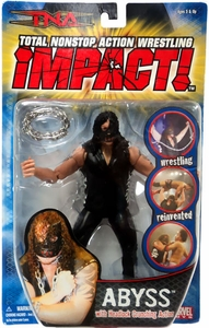 TNA Wrestling Series 1 Action Figure The Abyss