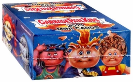 Topps Garbage Pail Kids 2013 Mini Cards Hobby Box [24 Packs of 8 Cards]