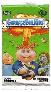Topps Garbage Pail Kids 2014 Series 1 Hobby Pack