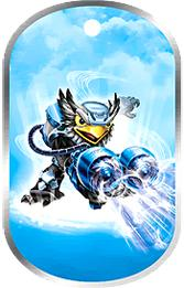 Topps Skylanders Series 3  Dog Tags Pack [1 Dog Tag] Pre-Order ships October BLOWOUT SALE!