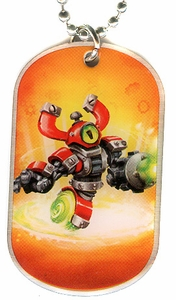 Topps Skylanders SWAP FORCE LOOSE Dog Tag Magna Charge [16 of 44]