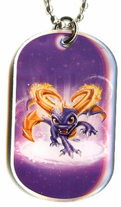 Topps Skylanders SWAP FORCE LOOSE Dog Tag Spyro [1 of 44]
