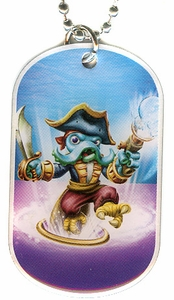 Topps Skylanders SWAP FORCE LOOSE Dog Tag Wash Loop [35 of 44]