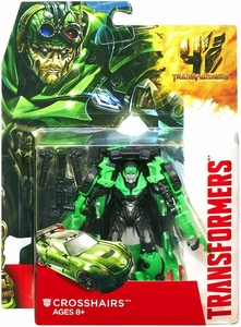 Transformers 4 Age of Extinction Deluxe Action Figure Crosshairs New!