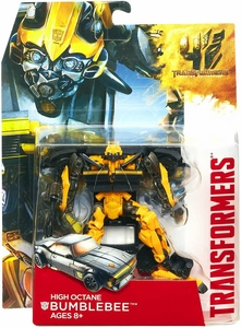 Transformers 4 Age of Extinction Deluxe Action Figure High Octane Bumblebee New Hot!