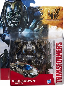 Transformers 4 Age of Extinction Deluxe Action Figure Lockdown New!